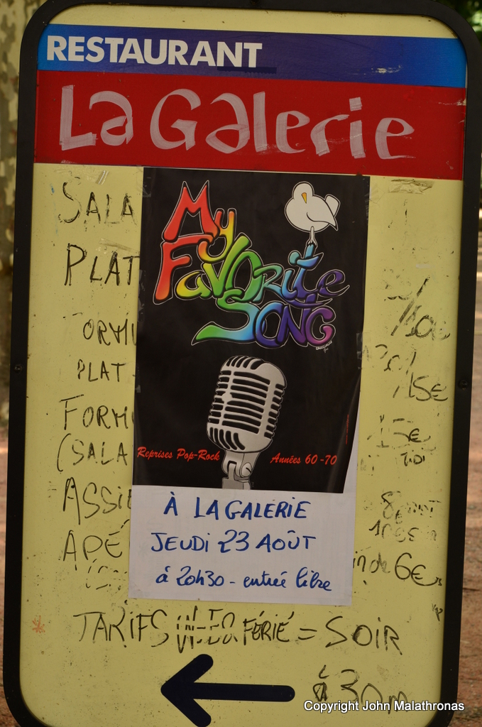 French Sign: My Favourite Song