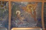 Mosaic, Notre-Dame-des-Malades: St Francis