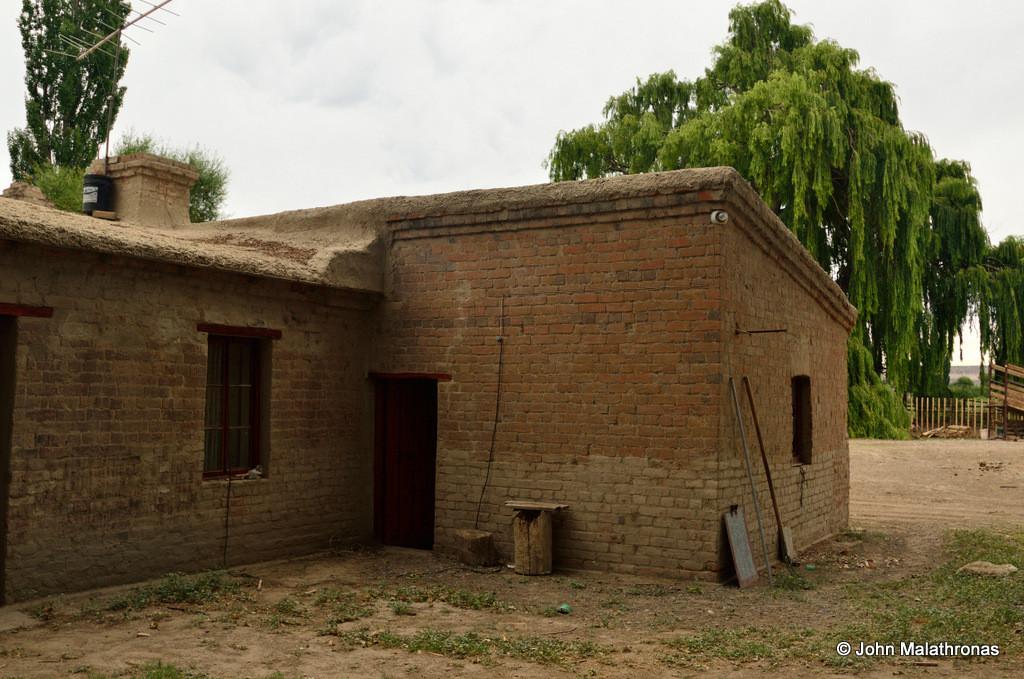 The Barn where Chatwin had a siesta