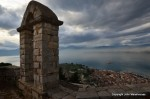 Photo of view Nafplio from Palamidi Castle