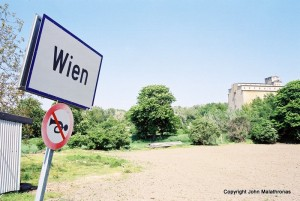 Entrance to Vienna