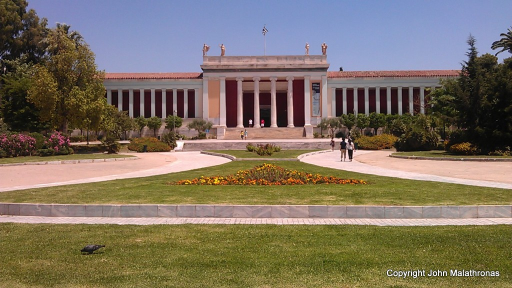 National Archeological Museum, Athens