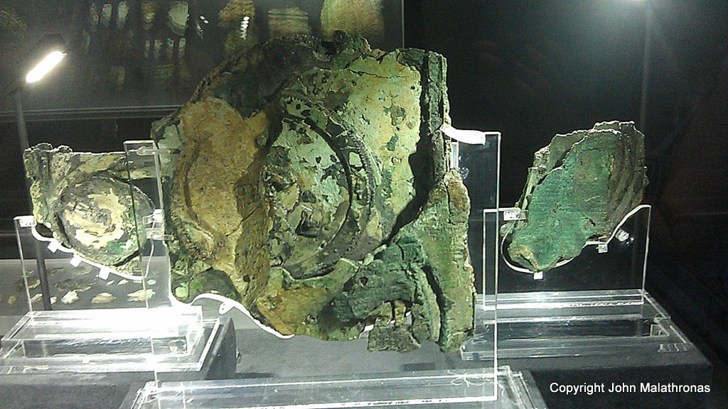 Fragments A-C, Antikythera mechanism
