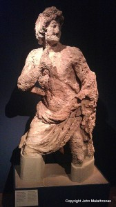 Statue of Achilles, Antikythera wreck