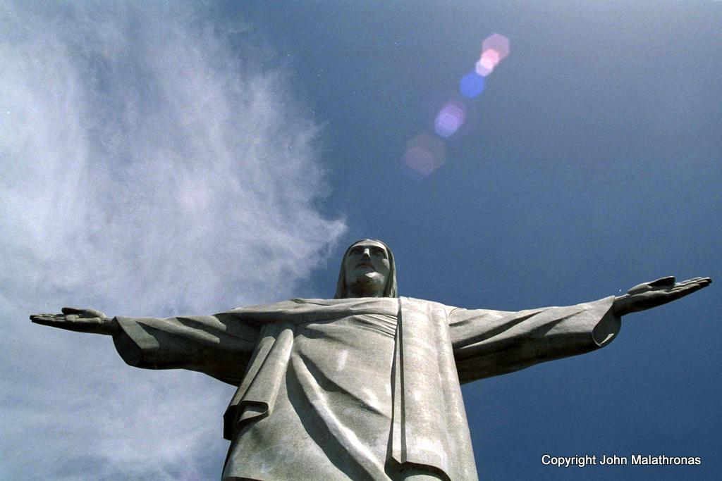 Christ Redeemer Rio de janeiro