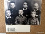 Karol Wojtyla as a child