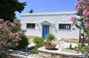The Museum of the Tinian Artists in Pyrgos