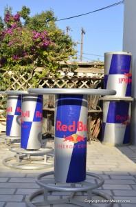 Red Bull seats Antiparos