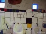 Hundertwasser urinals Kawakawa