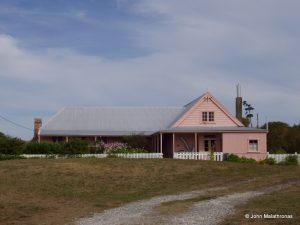 Fyffe House Kaikoura