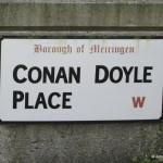 Conan Doyle Place, Meiringen