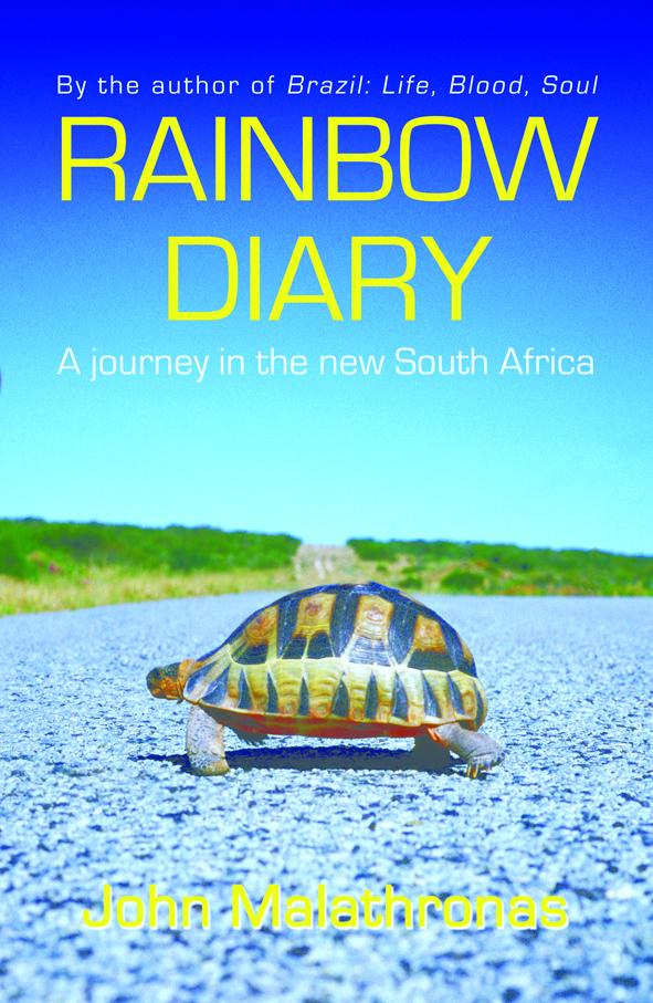 Rainbow Diary: original cover