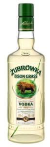 Image of Zubrowka or bison vodka