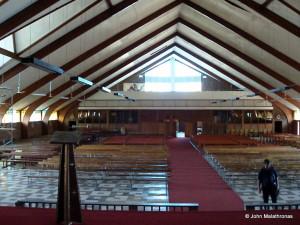 Regina Mundi Catholic church Soweto